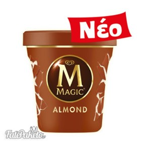 MAGIC SURVIVOR 440ml ALMOND