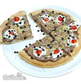 Sweet Pizza!